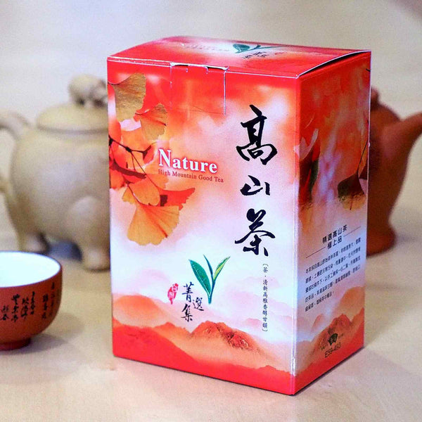 idrinktea premium quality oolong tea
