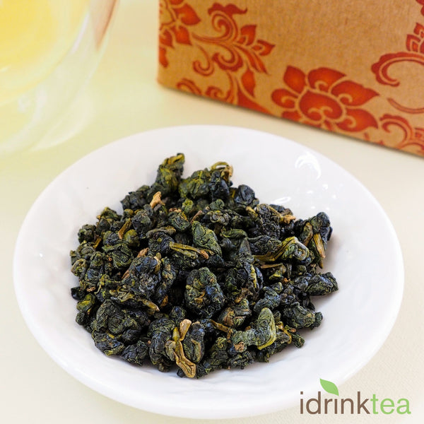 Organic High Mountain Oolong Tea from Taiwan Alishan