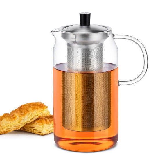 Samadoyo Teapot S-046 with Stainless Steel Filter 1200ml