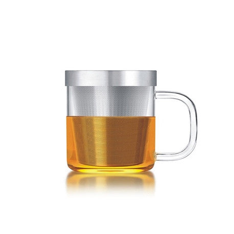 Samadoyo 350ml Teacup S-049 Stainless Steel Filter