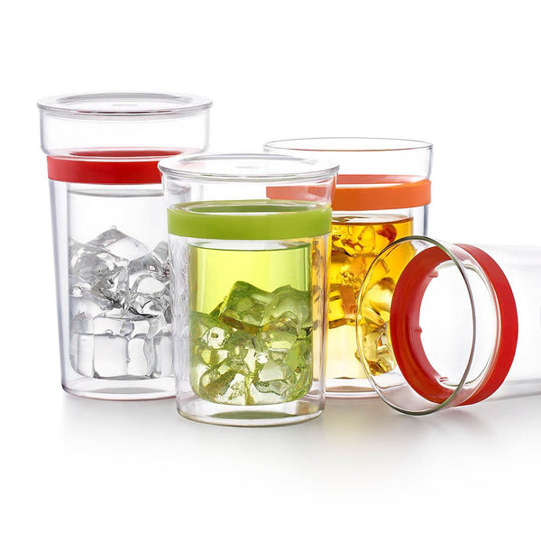 Samadoyo Double Wall Glass S-080 High Quality Pyrex