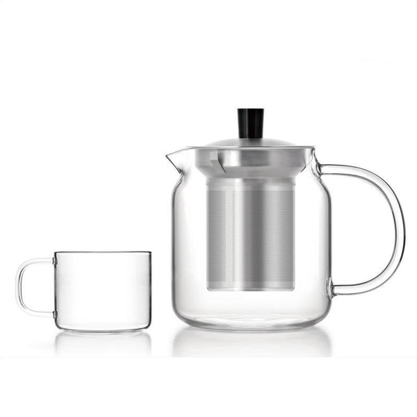 Samadoyo Teapot S-045 with Stainless Steel Filter 700ml Gift Set
