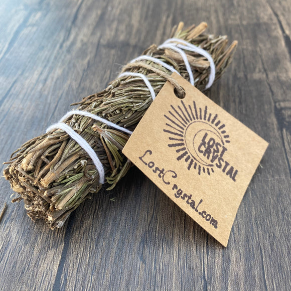 Rosemary | Cleansing Herb Bundle