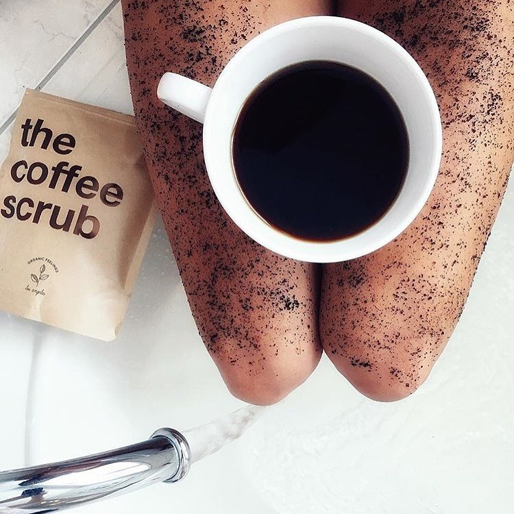 Coffee - It's Not Just For Drinking! 5 Reasons Why Coffee Scrub Should Be In Your Skincare Routine