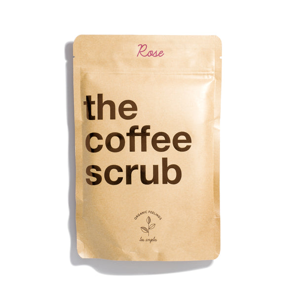 Test- Coffee scrub - TheCoffeeScrub
