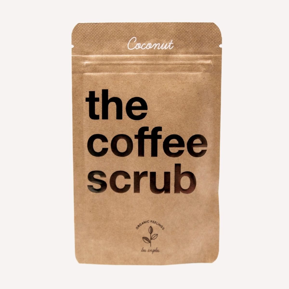 Coconut Coffee Scrub (50g) - The Coffee Scrub