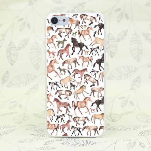 iPhone Horse & Pony Case