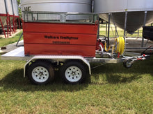 Load image into Gallery viewer, WALKERS 1400LT FIREFIGHTING TRAILER