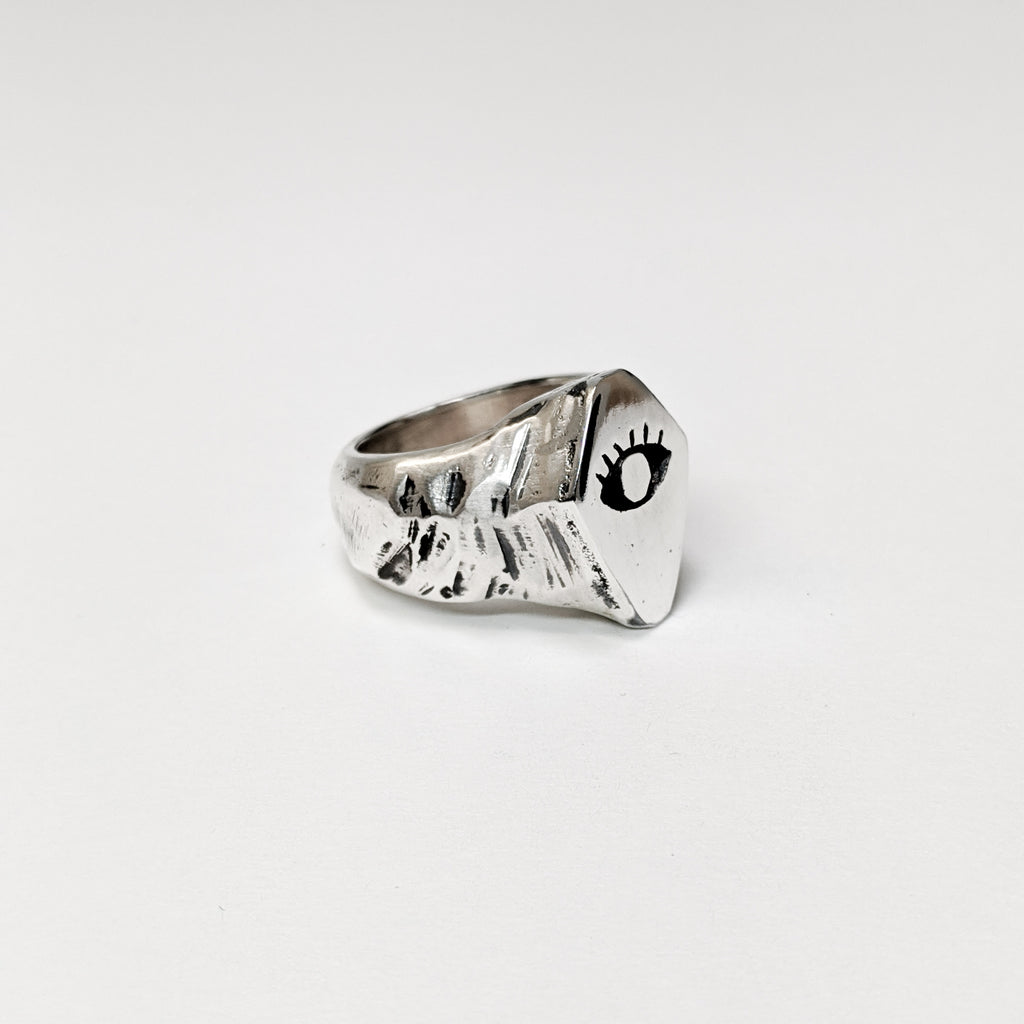 Chunky Grim Peepers Ring