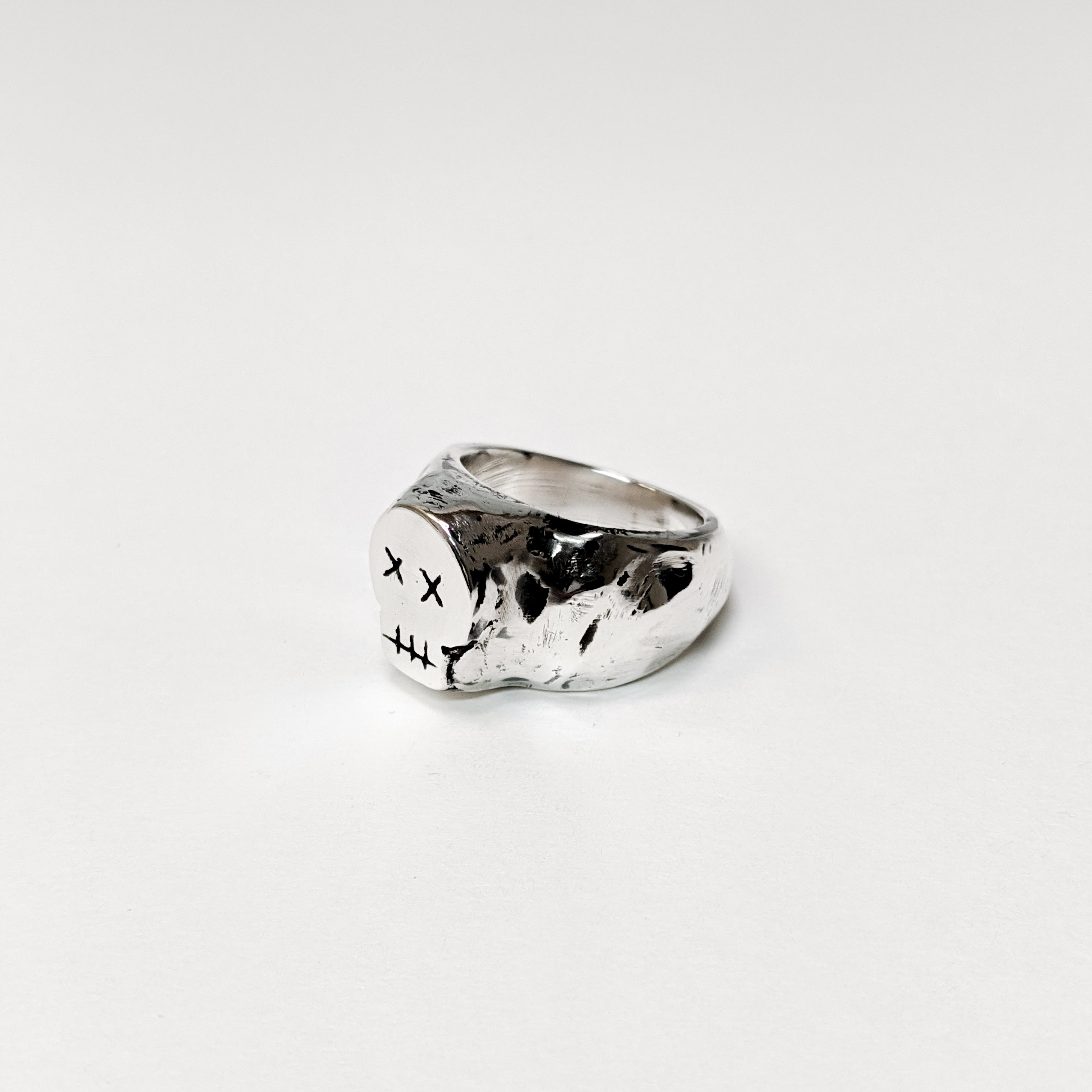 Chunky Scully Ring