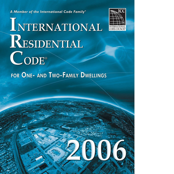 International Residential Code, 2006