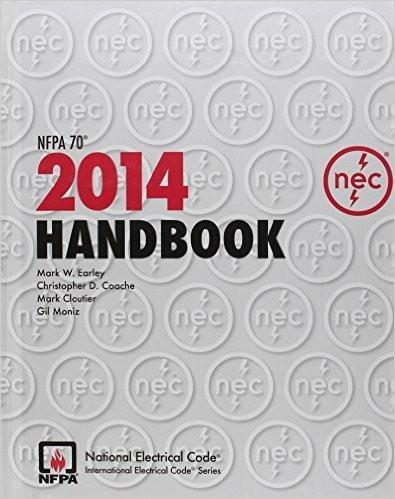 NFPA 70: National Electrical Code Handbook, 2014