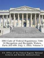 Code of Federal Regulations, Title 33, Parts 200 to 499, July 1, 2003 Edition
