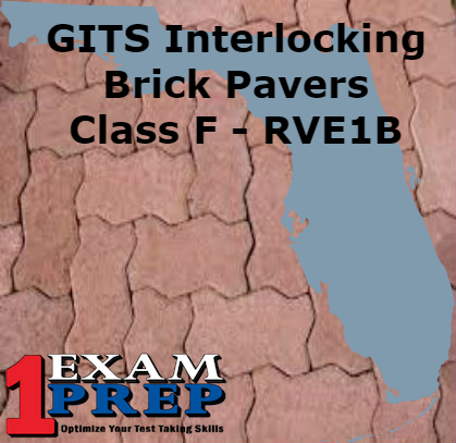 GITS Interlocking Brick Pavers - Class F - RVE1B
