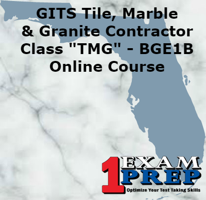 "GITS Tile, Marble and Granite Contractor - Class ""TMG"" - BGE1B"