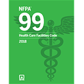 NFPA 99: Health Care Facilities Code, 2018 Edition
