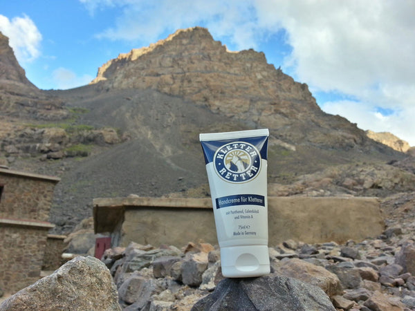 KletterRetter Hand Cream for climbers [and everyone else too!]