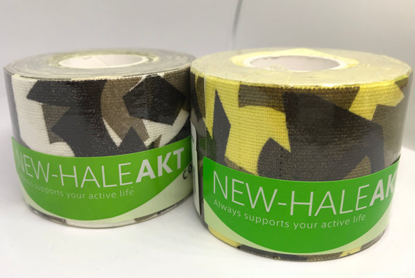 New-HALE Kinesiology Tape (Japan)