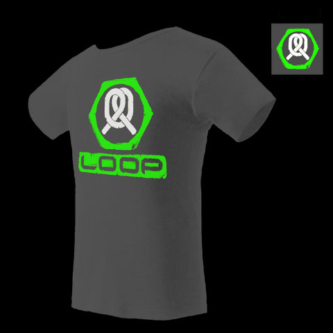 Loop Nuts T-shirt