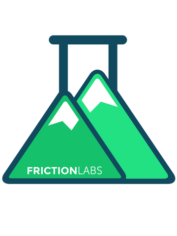 FRICTIONLABS STICKER PACK (set of 4s)