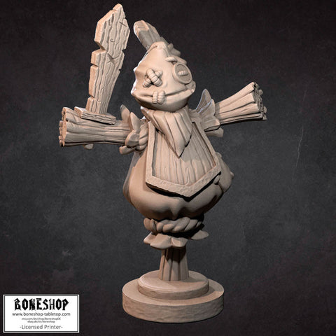 "Blacksmith ""Dummy"" Bite the Bullet 