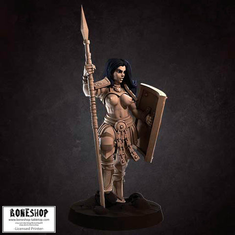 "Minotaurs ""Exotic Kalista 5"" Bite the Bullet 
