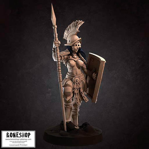 "Minotaurs ""Exotic Kalista 6"" Bite the Bullet 