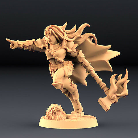 "Human Fighters Guild ""Morgana - 1"" Artisan Guild 