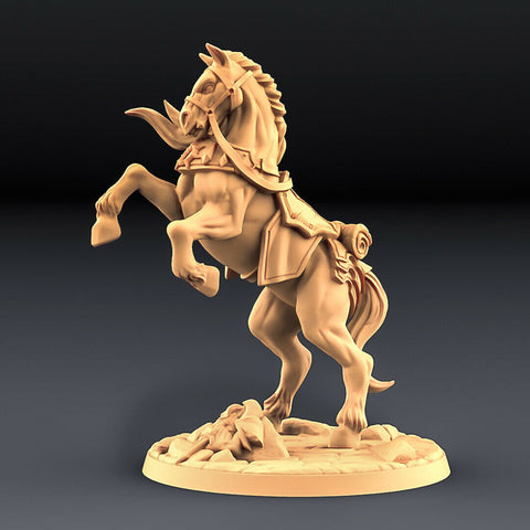 "Human Fighters Guild ""Warhorse"" Artisan Guild 
