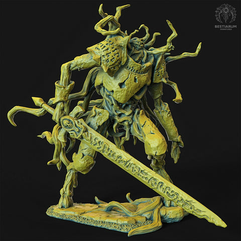 "Wrath of the Wild ""Avatar - BOSS 11cm"" Bestiarum Miniatures 28mm-35mm Boneshop"
