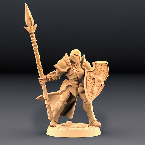 "Human Fighters Guild ""Soldier Helmet - C"" Artisan Guild 