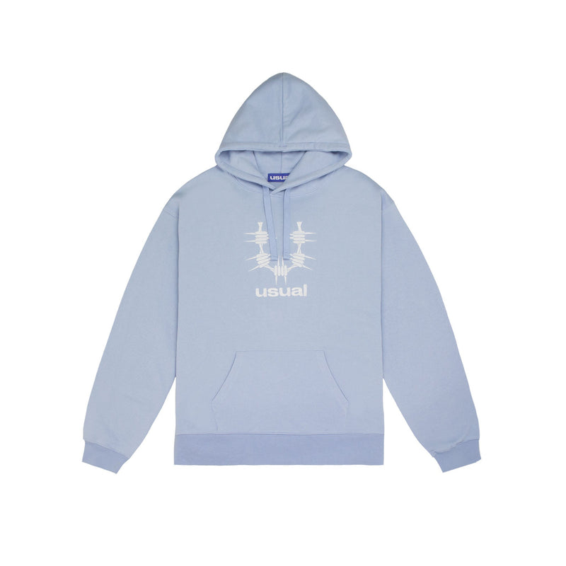 Usual - About Hoodie Sky Blue