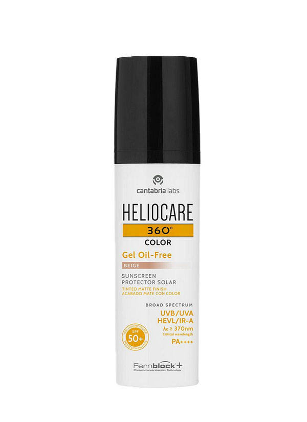 Heliocare 360° oil free beige