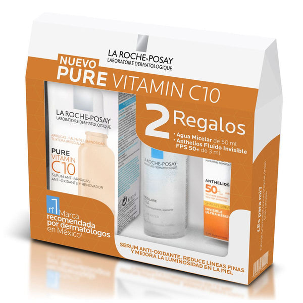 KIT SERUM C LA ROCHE POSSAY + REGALO