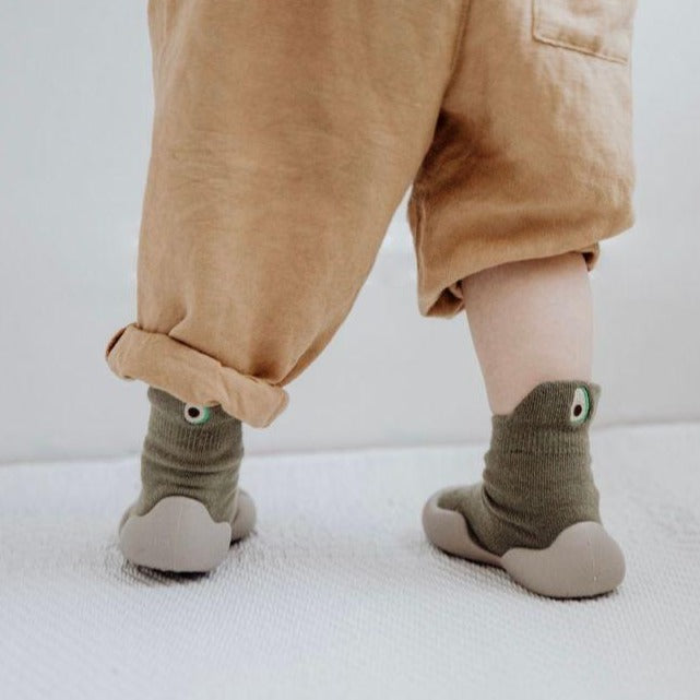 KIT Non Slip Socks - Avocado