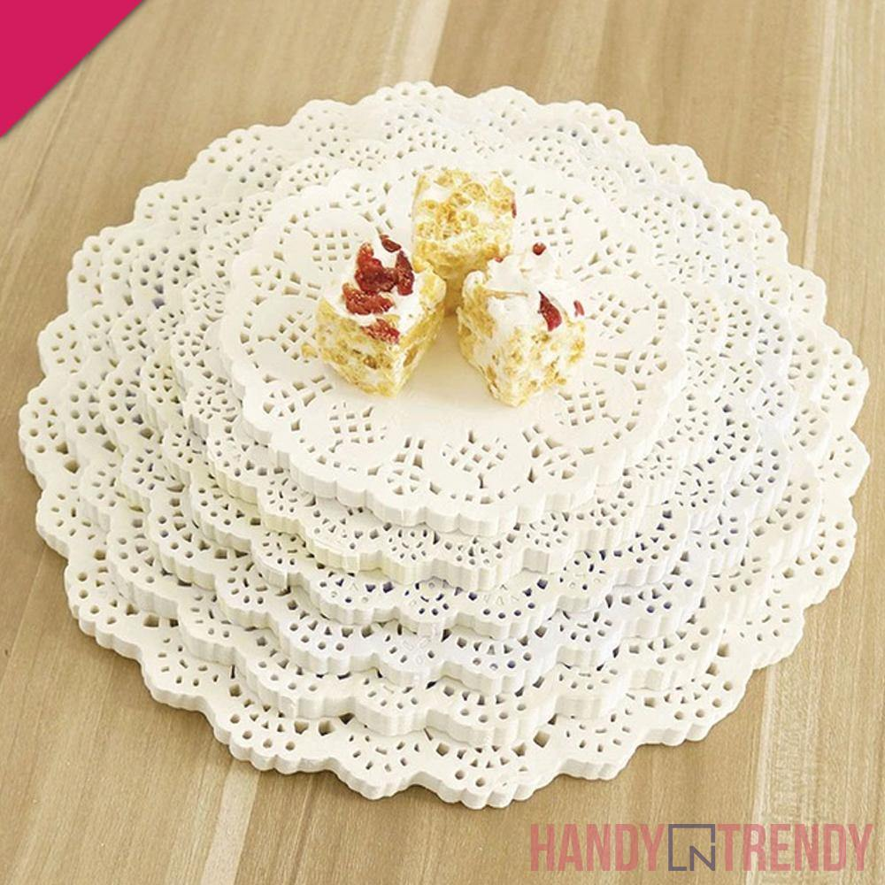 high quality doilies, doili paper, handyntrendy, baking tools