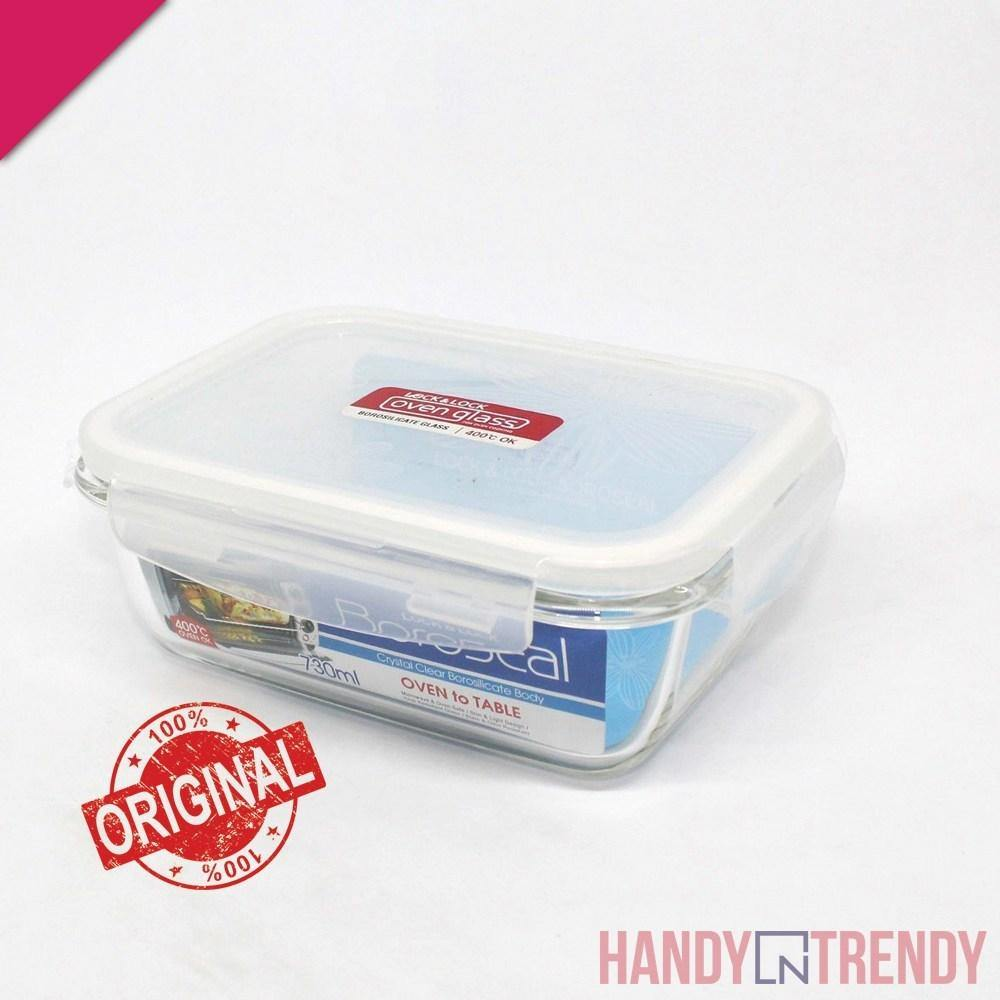 LocknLock Heat Resistant Containers - 3 Sizes - HandynTrendy Shop