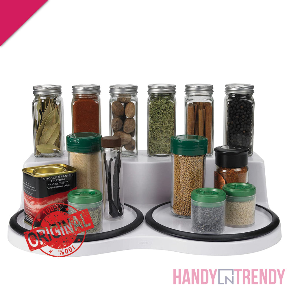OXO Rotating Spice Rack