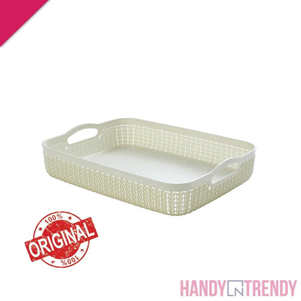 multipurpose basket set, basket set by curver, curver multi pack, fruit and vegetable basket set,, handyntrendy