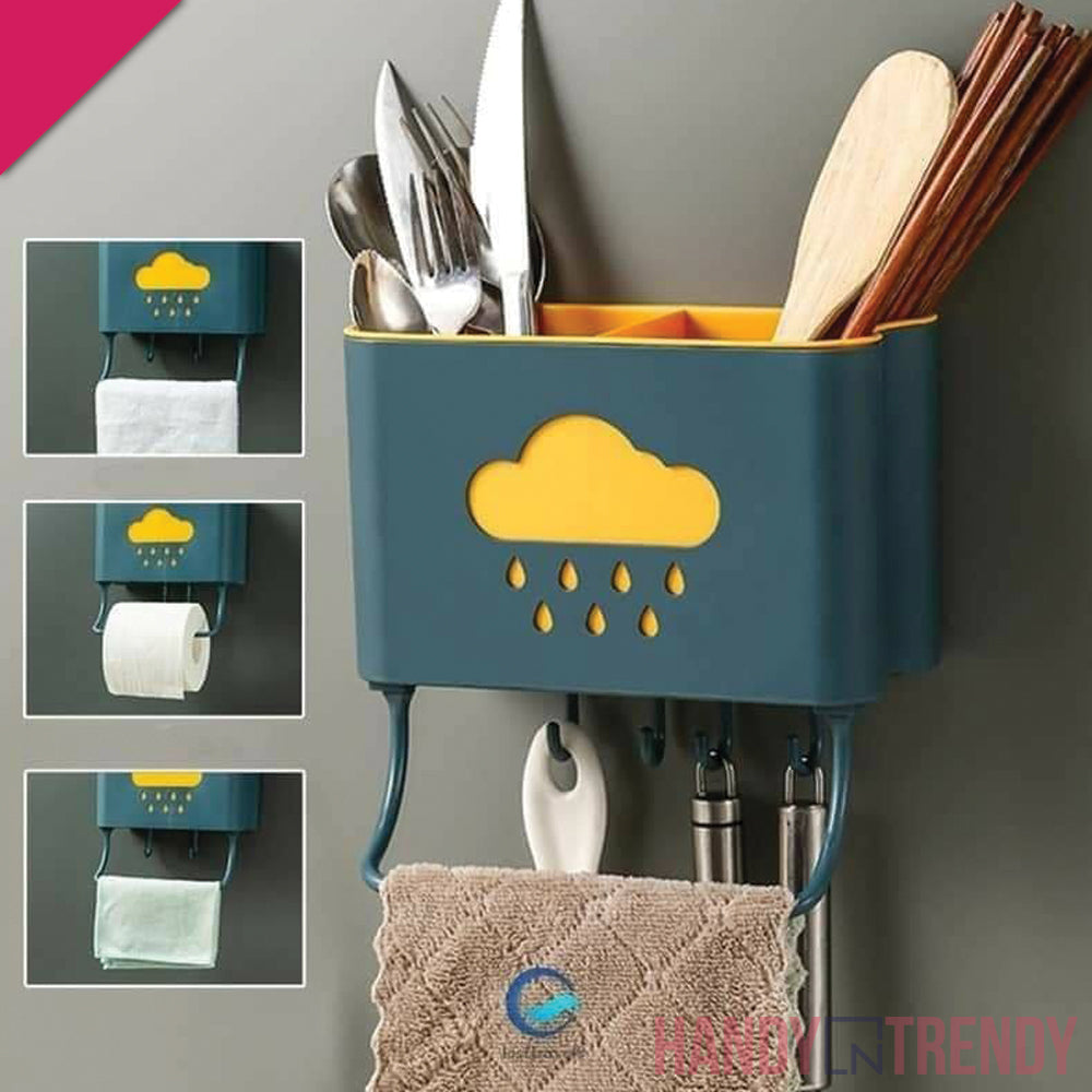 Smart Cutlery Holder