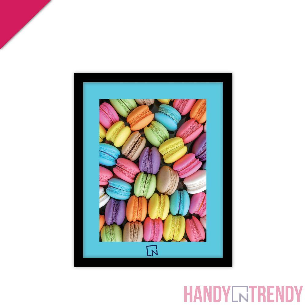 Kitchen Wall Frame - Macrons - HandynTrendy Shop