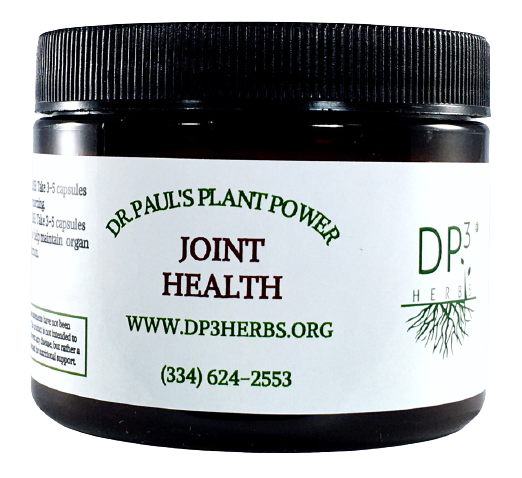 DP3 Joint Health Herbal Supplement