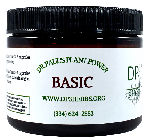 Basic DP3 Herbal Supplement