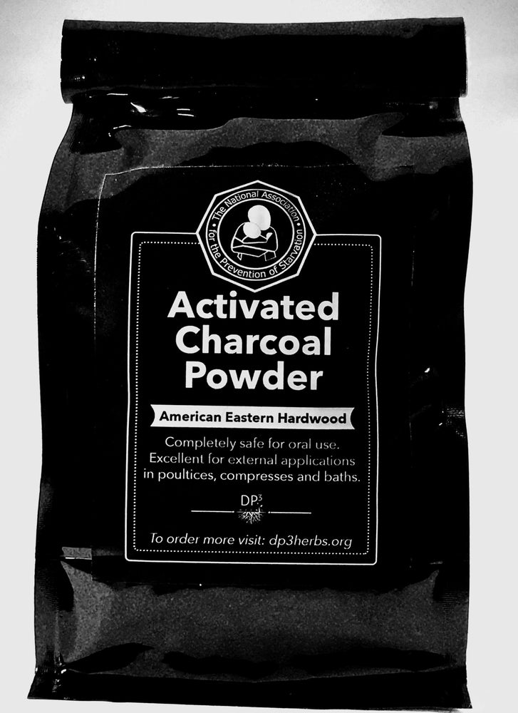 Activated Charcoal Powder- 8 oz