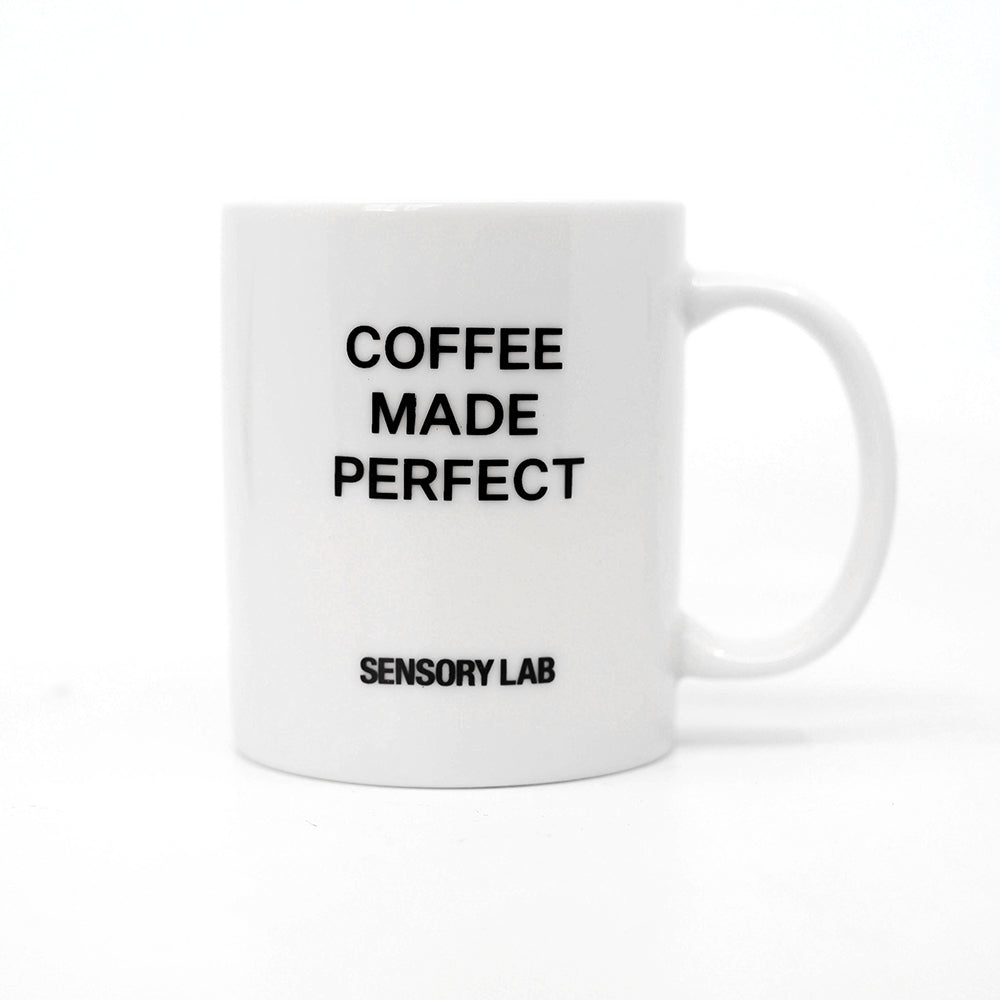 COFFEE MADE PERFECT MUG