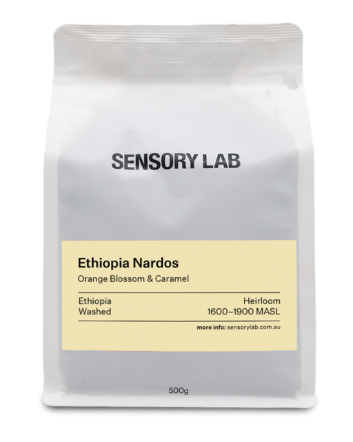 Single Origin Ethiopia Nardos