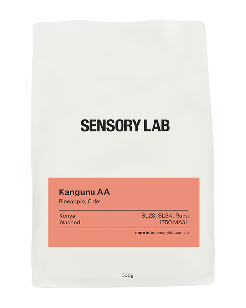 Single Origin Kangunu AA