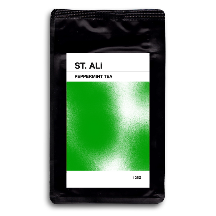 ST. ALi PEPPERMINT TEA - 125g