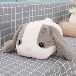 Rabbit Pillow - Grey