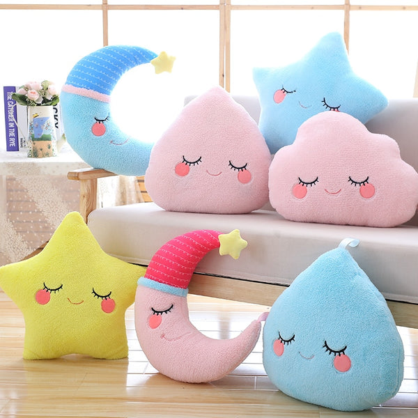 Sky series - Cloud Pillow - Pink